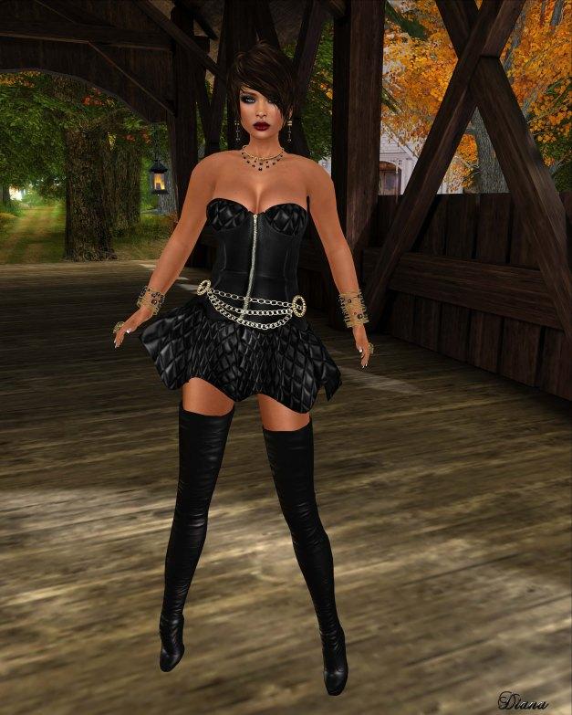 GizzA - Anarchy Outfit V2 black
