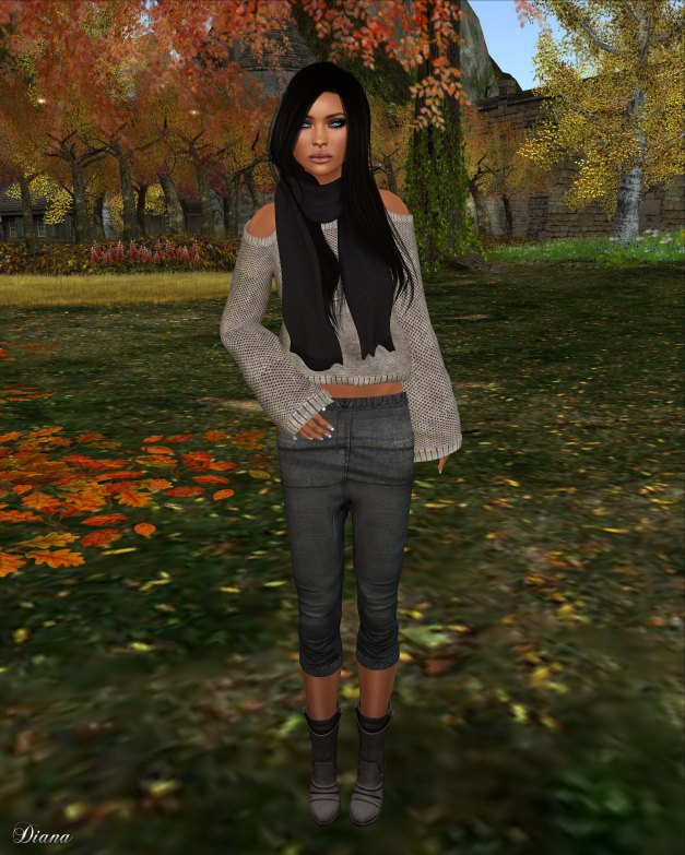 GizzA - Let Loose Sweater and Pants-1