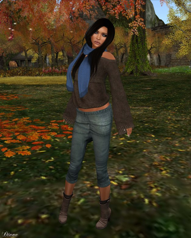 GizzA - Let Loose Sweater and Pants-2