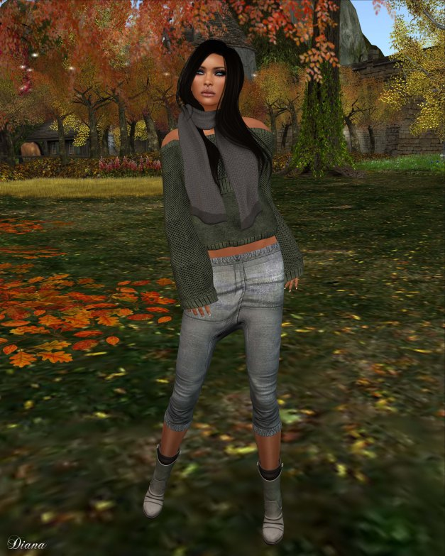 GizzA - Let Loose Sweater and Pants-3