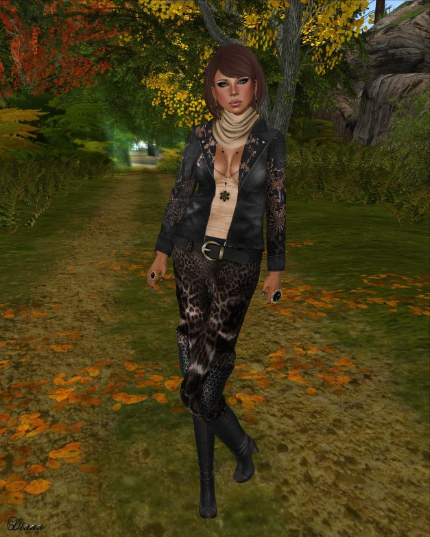 GizzA - Rich Outfit black