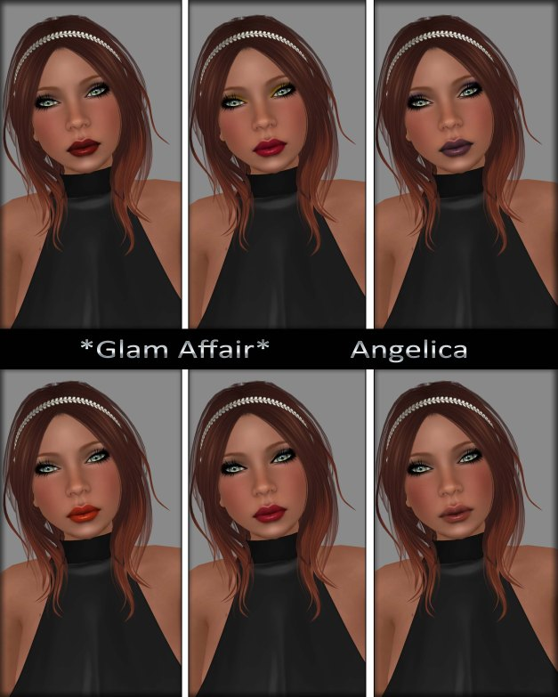 Glam Affair - Angelica 07-12