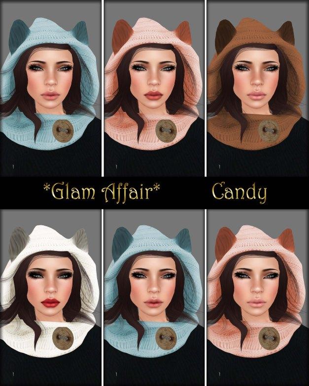 Glam Affair - Candy 01-06