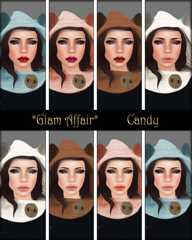 Glam Affair - Candy 07-14