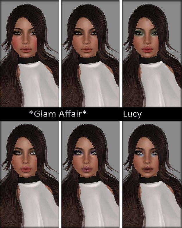 Glam Affair - Lucy 01-06