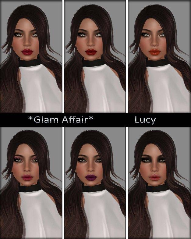Glam Affair - Lucy 07-12