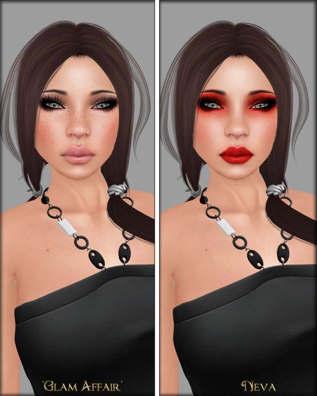 Glam Affair - Neva 03 and 04