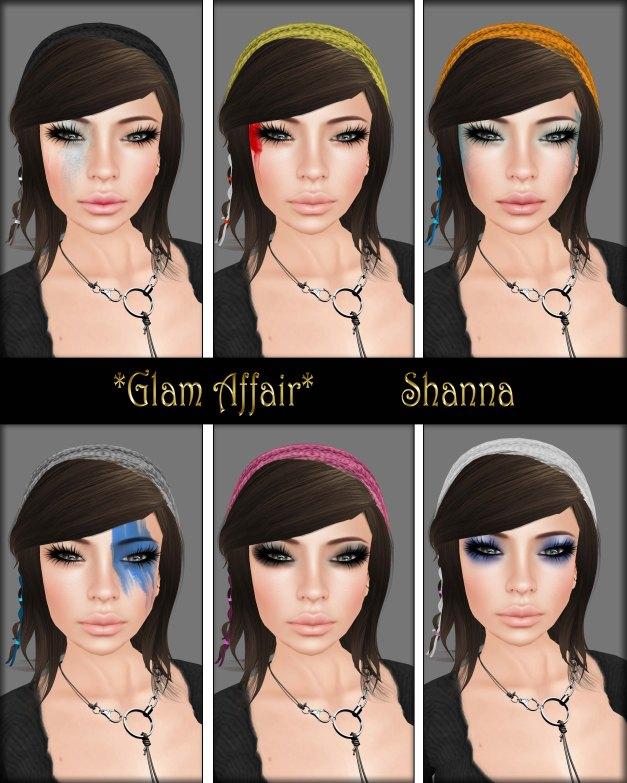 Glam Affair - Shanna 07-12