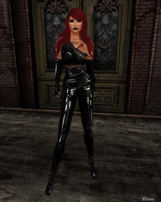 Immerschoen - Latex Bodysuit Carrie