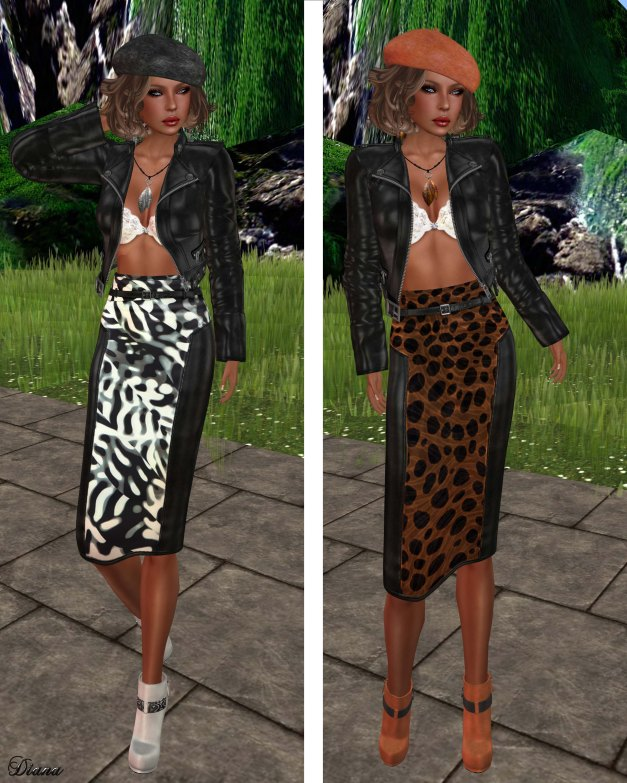 Lapointe & Bastchild - Pencil Skirt-4