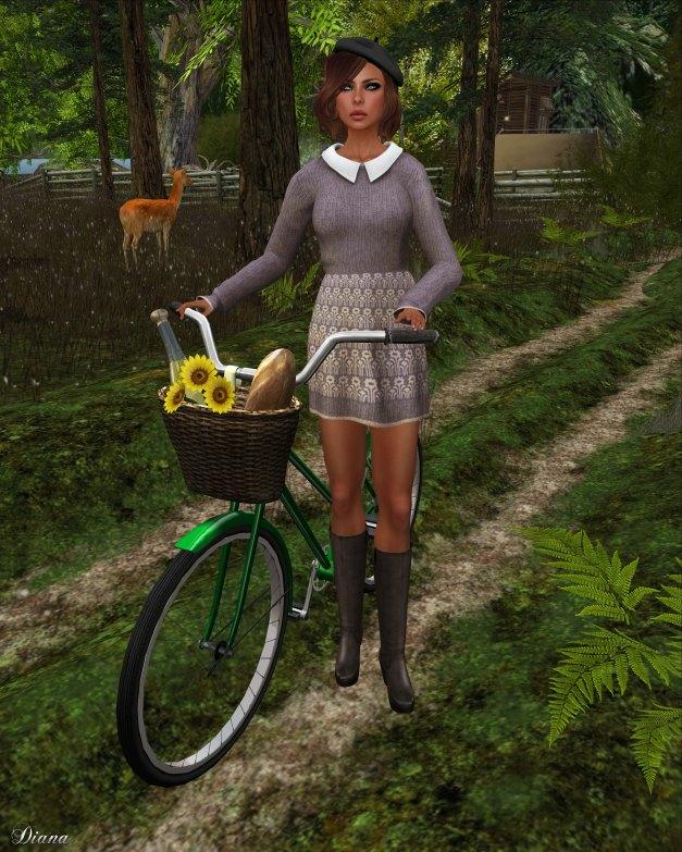 League - Etta Knit Dress old lavender