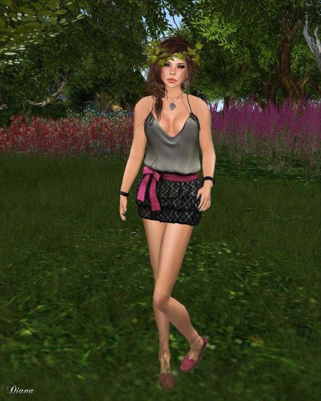 Miel - Volar Dress-1