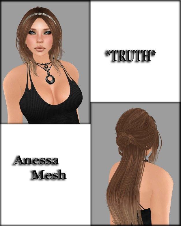 Truth - Anessa Mesh
