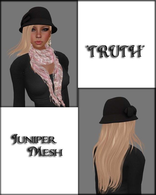 Truth - Juniper Mesh