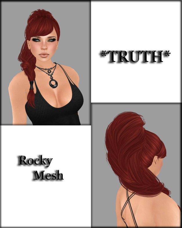 Truth - Rocky Mesh