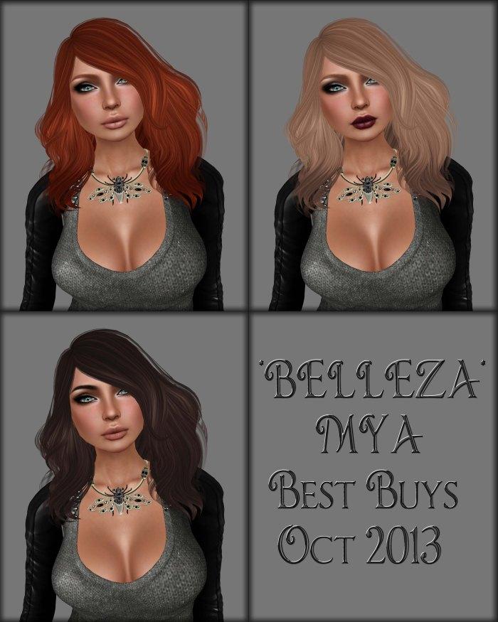 Belleza - Mya BBB Oct 2013