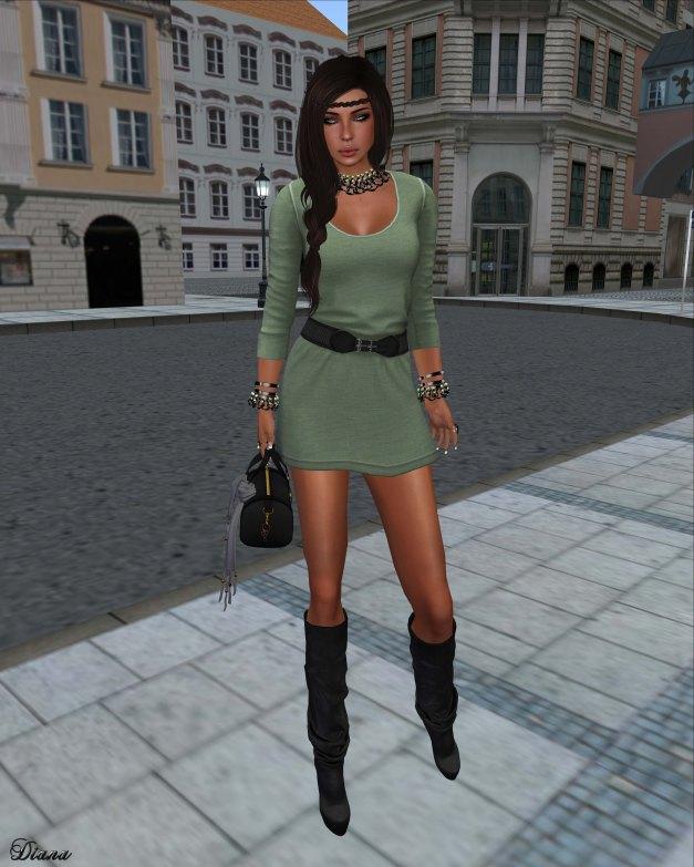 coldLogic - dress zane moss