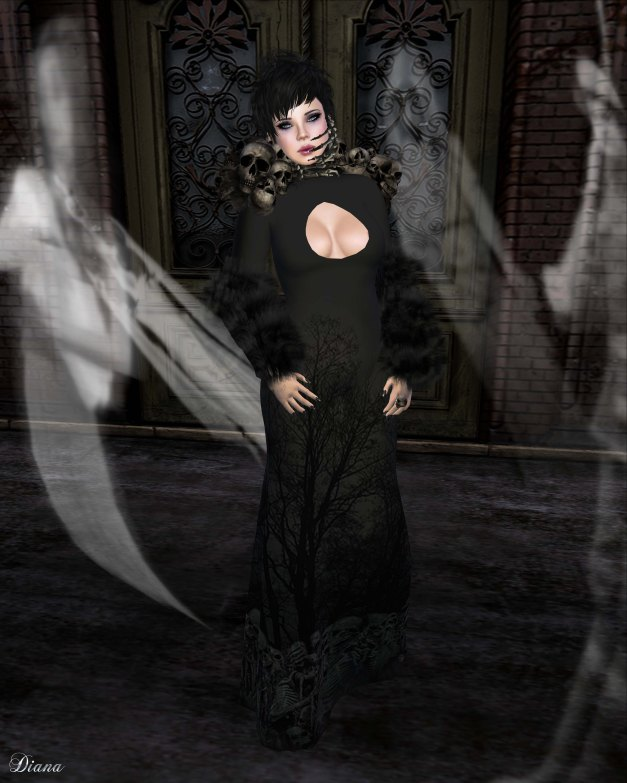 GizzA - Deathly Silence Black-1