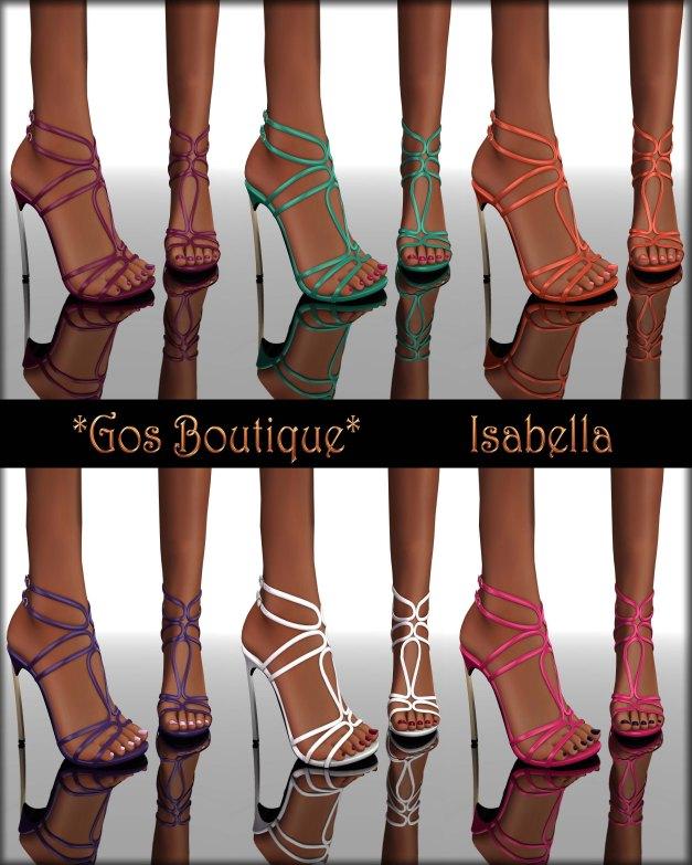 Gos Boutique - Isabella-2