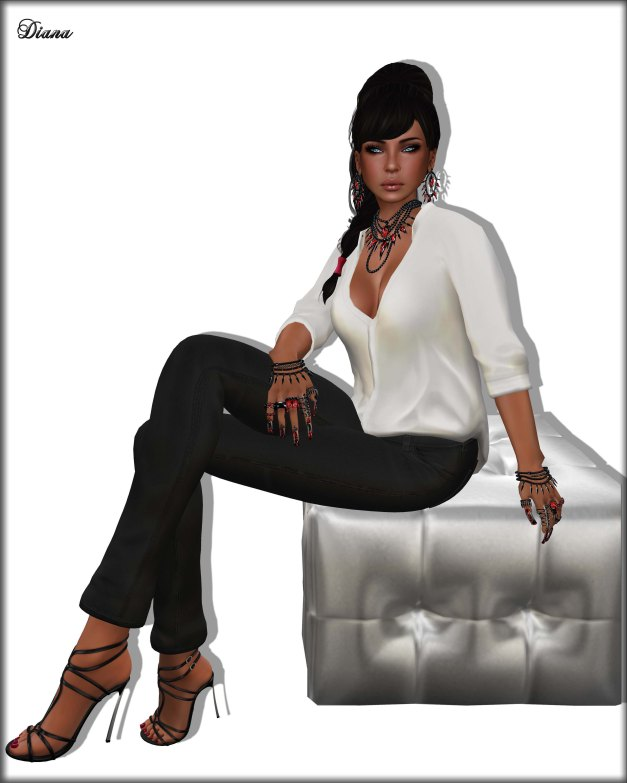 Gos Boutique - Isabella Sandals black