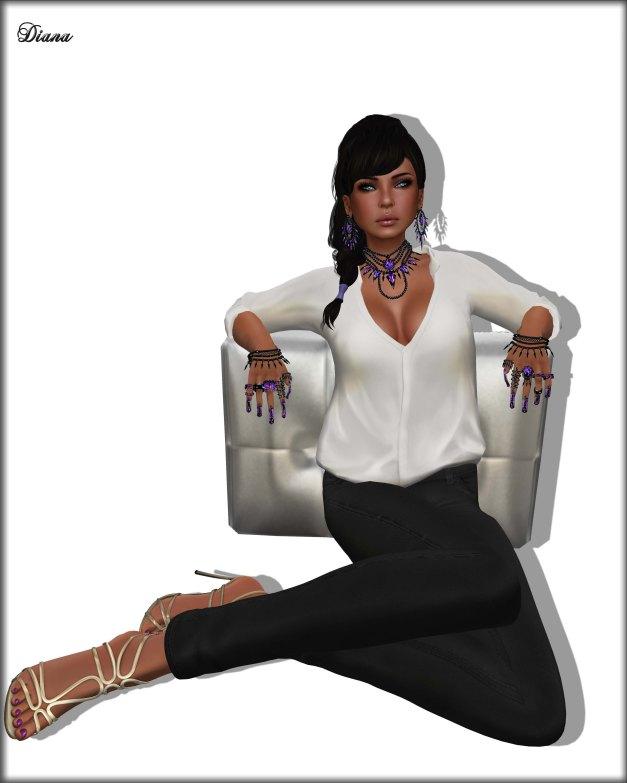 Gos Boutique - Isabella Sandals gold