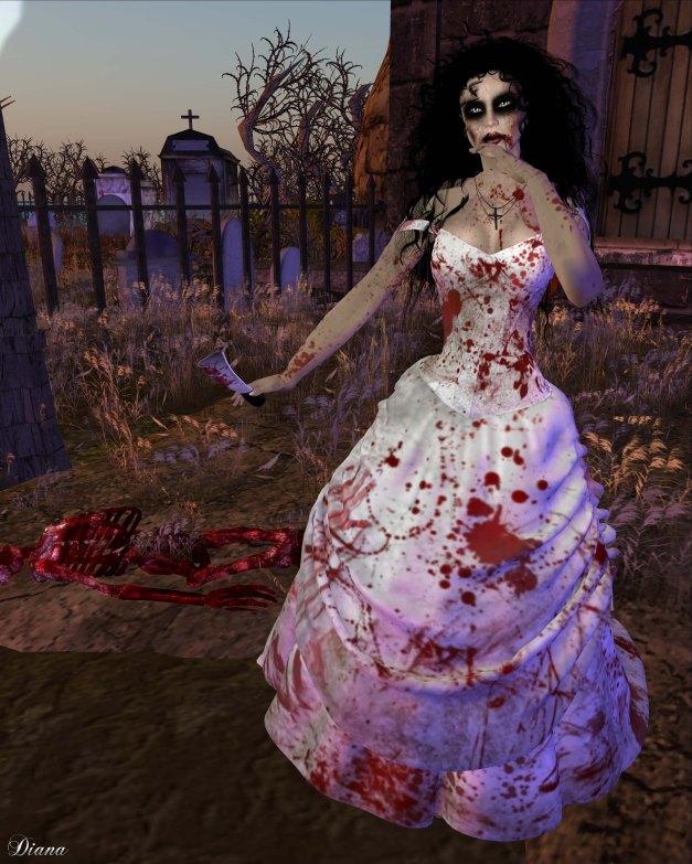 Redgrave - Zombie Bride