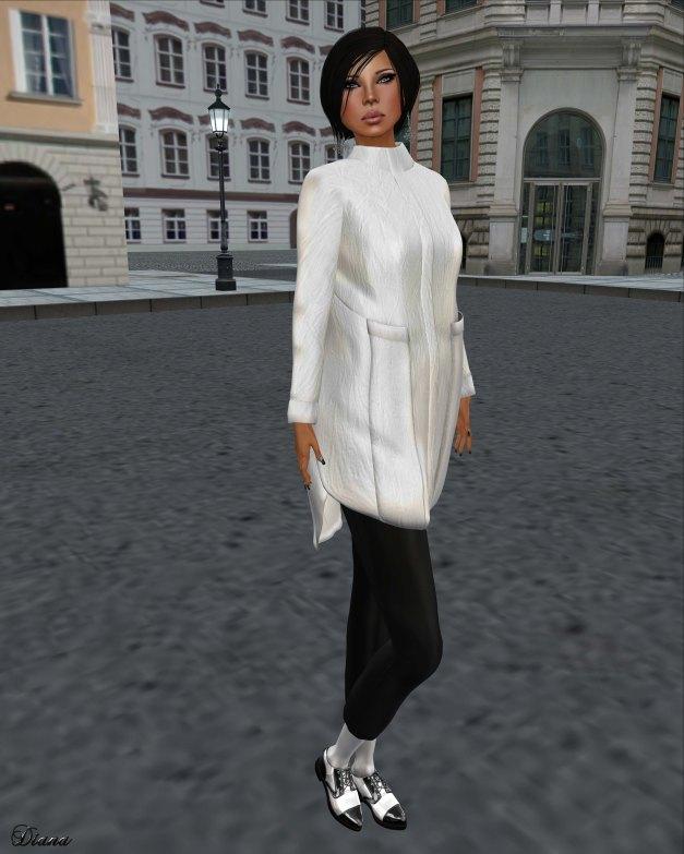 Baiastice - Kiki Hair-Lako Jacket-Metro  Pants-Oxford Shoes-1