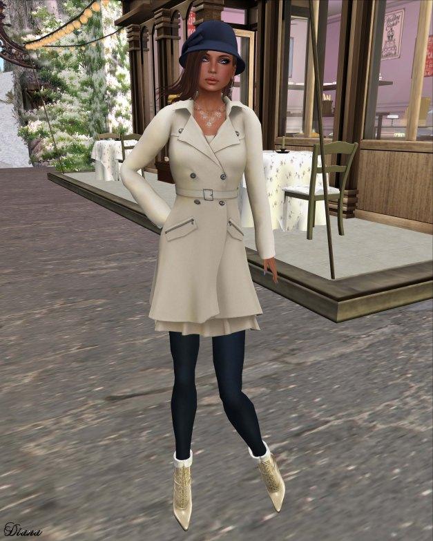 coldLogic - coat golding crema