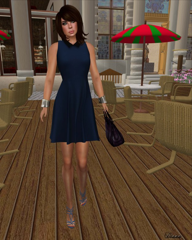coldLogic - dress omara