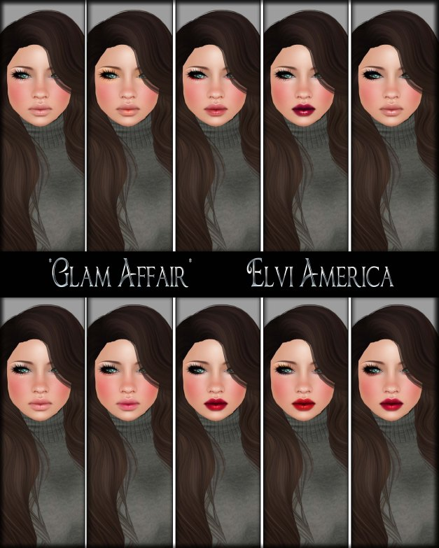 Glam Affair - Elvi America