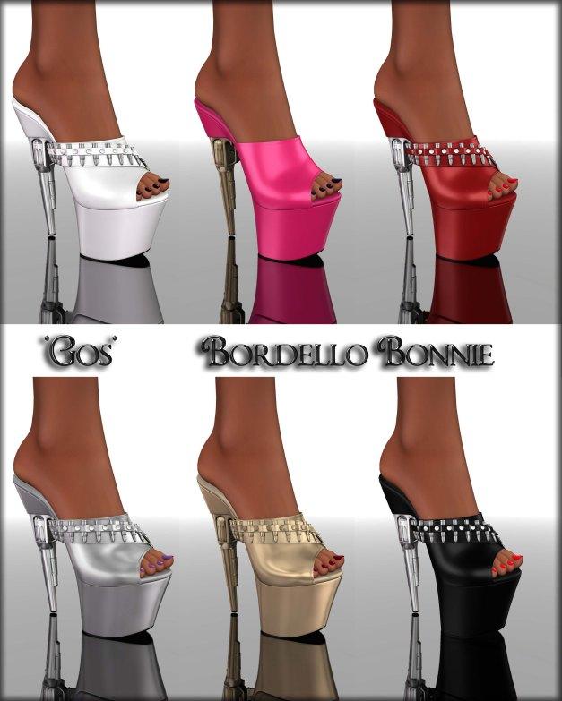 Gos Boutique - Bordello Bonnie-1
