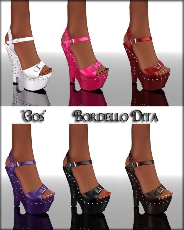 Gos Boutique - Bordello Dita-1