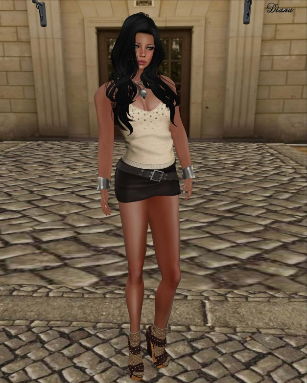 Vivid - Little Mix (Skirt Version)-2