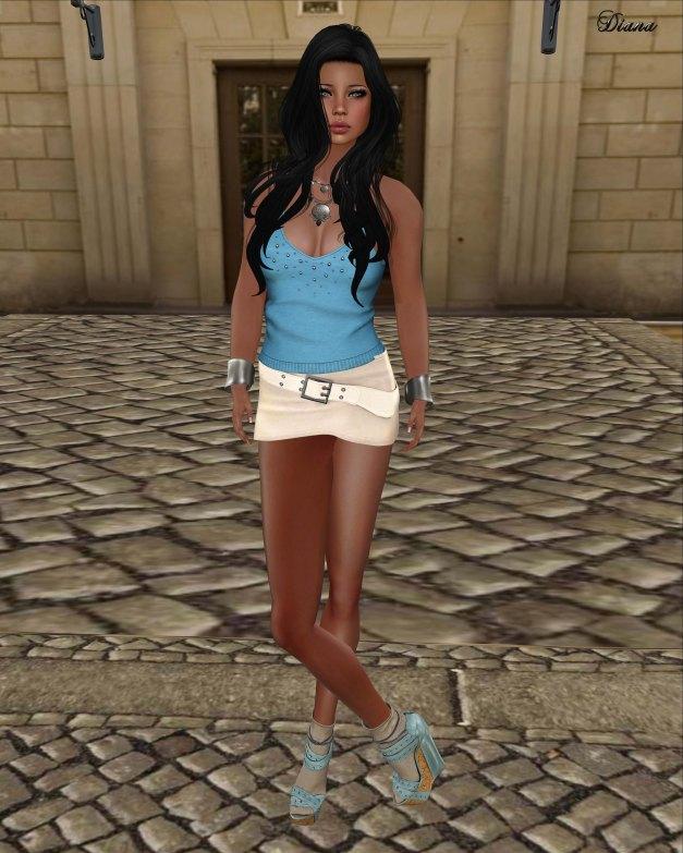 Vivid - Little Mix (Skirt Version)-3