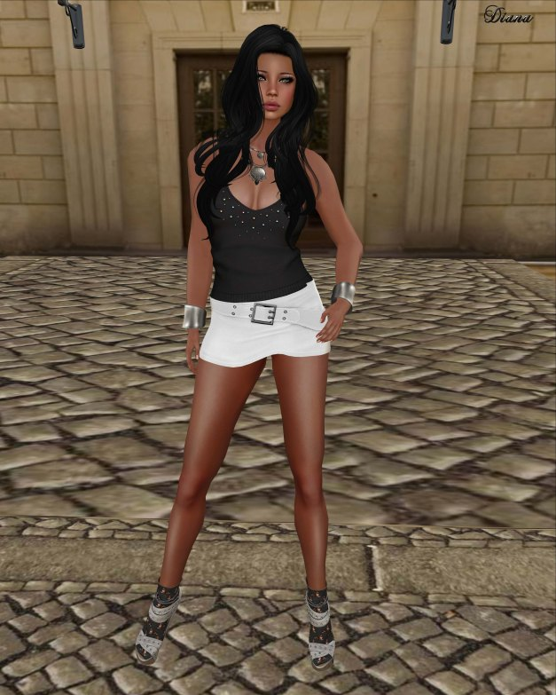 Vivid - Little Mix (Skirt Version)-4