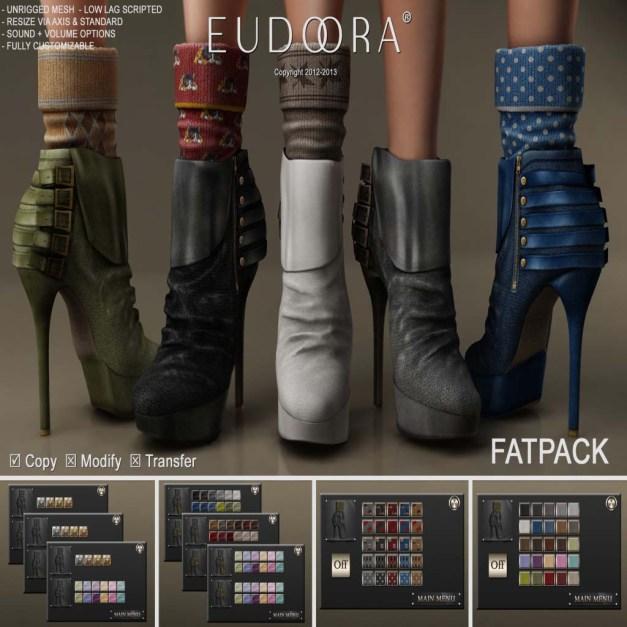 Eudora Shelley Boots Main Pic FATPACK