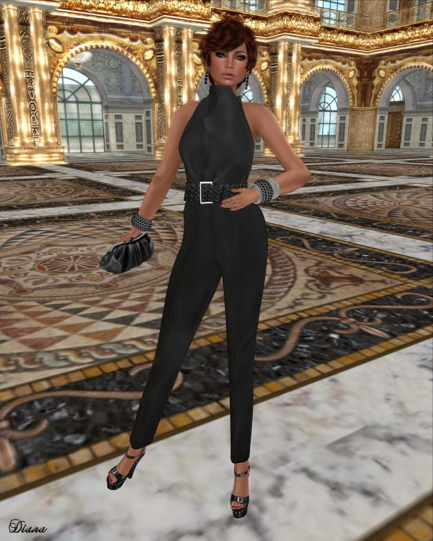 GizzA - Voyage - Hankie Top and High Waist Pants