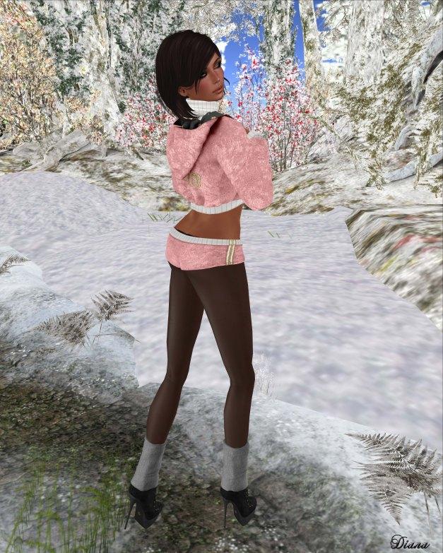 Paradisis - Winter's nerd pink