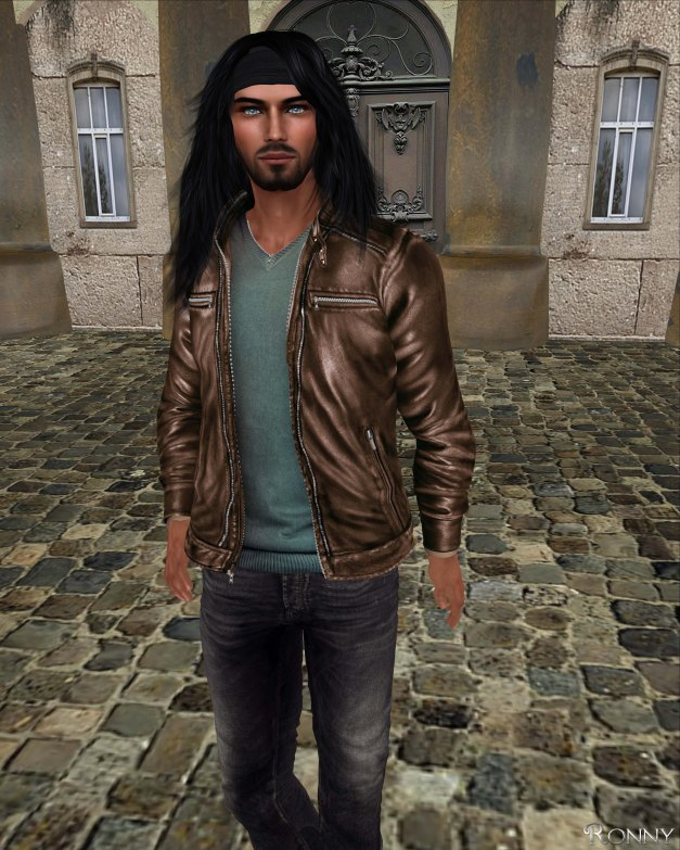 Redgrave - Leather Jacket Smith brown