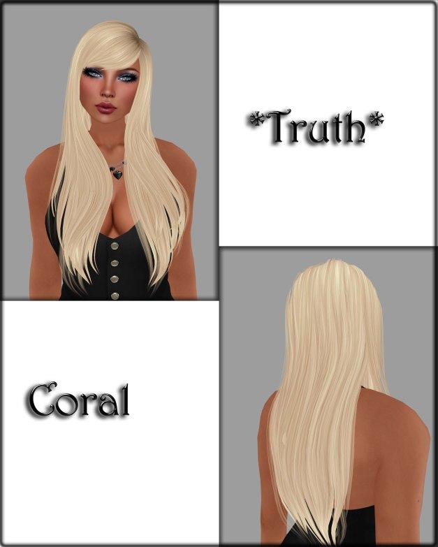 Truth - Coral LightBlondes