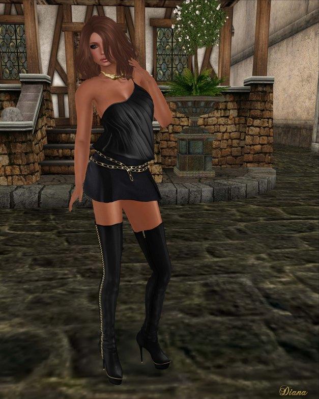 Baiastice - Avani High Boots