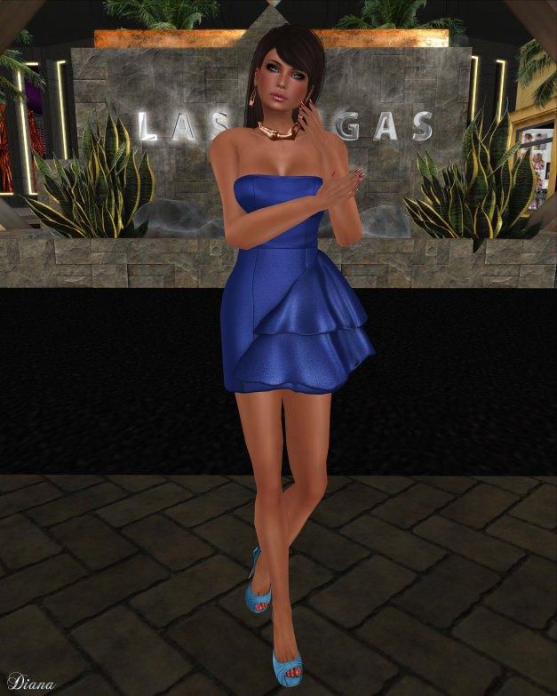 Baiastice - Kirsty blue