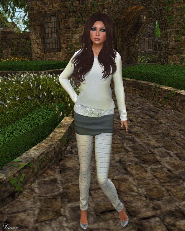coldLogic - shirt deschanel paloma and pants montana paloma