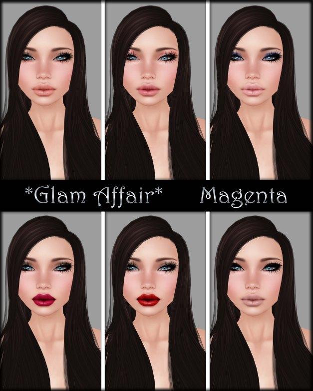 Glam Affair - Magenta