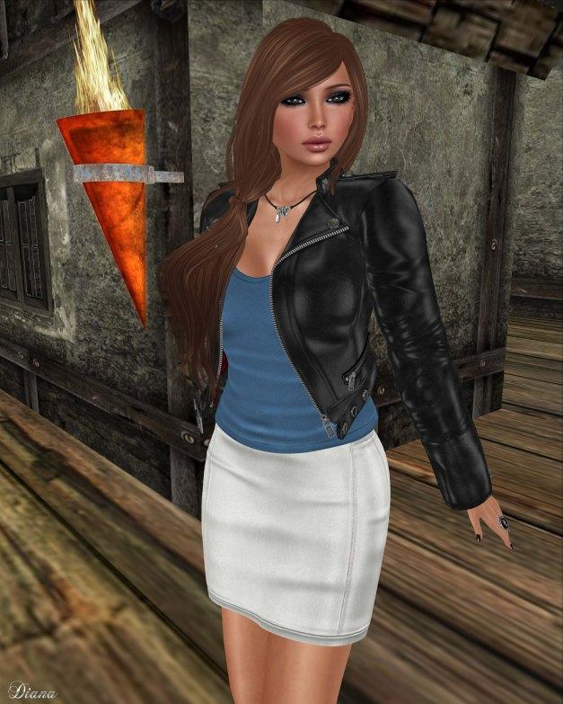 Lapointe & Bastchild - S'Wear Leather Mini-3