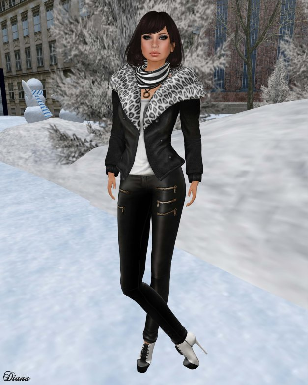 NS - Chic Jacket Mesh with HUD-2