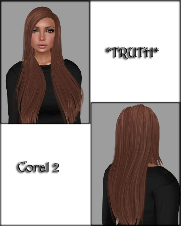 Truth - Coral 2 LightBrowns