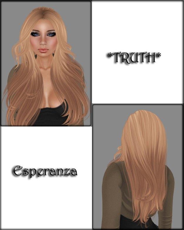 Truth - Esperanza Blondes