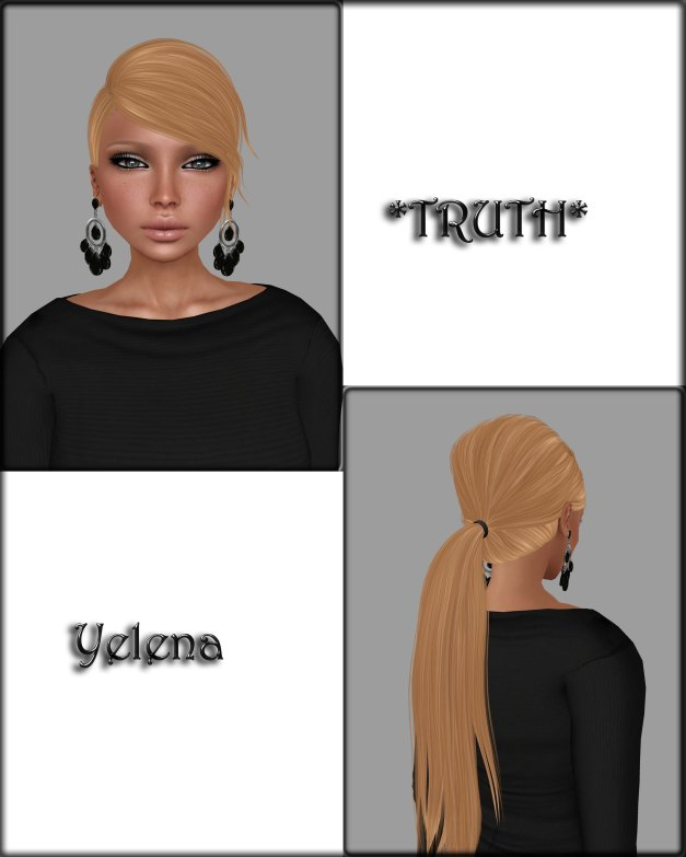 Truth - Yelena Blondes