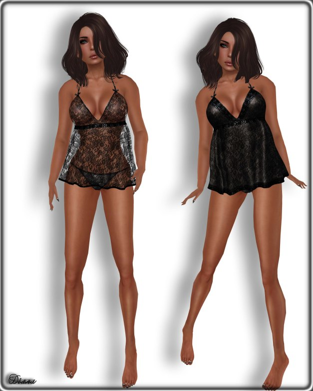 Baiastice - Orly Lingerie lace black